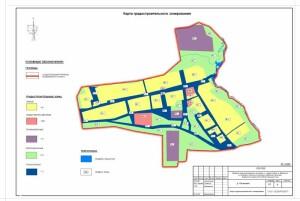 ПЗЗ-6 Калинино градостроительное зонирование